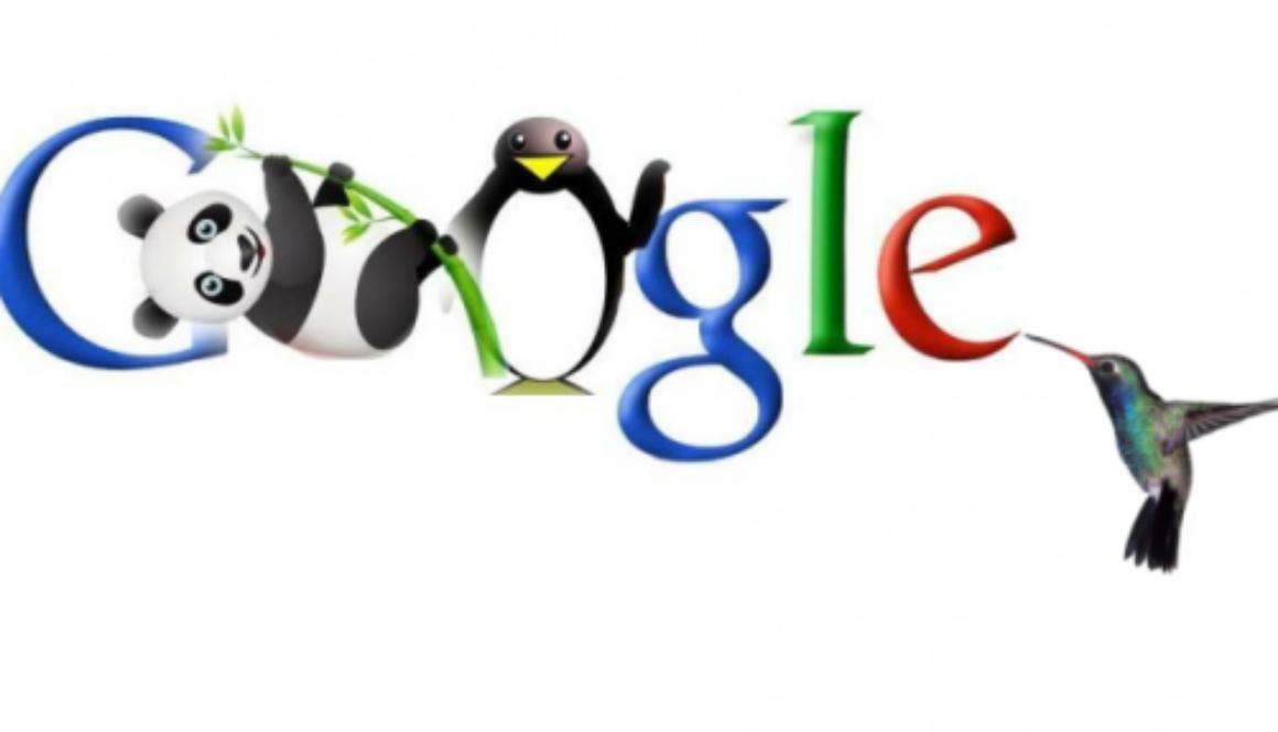 Google Algoritmen, Penguin, Panda en Hummingbird, Labweb.nl