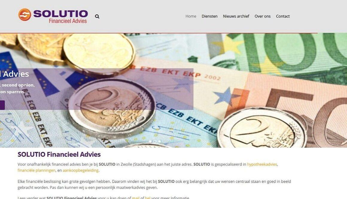 Solutio.nu-financieel Advies